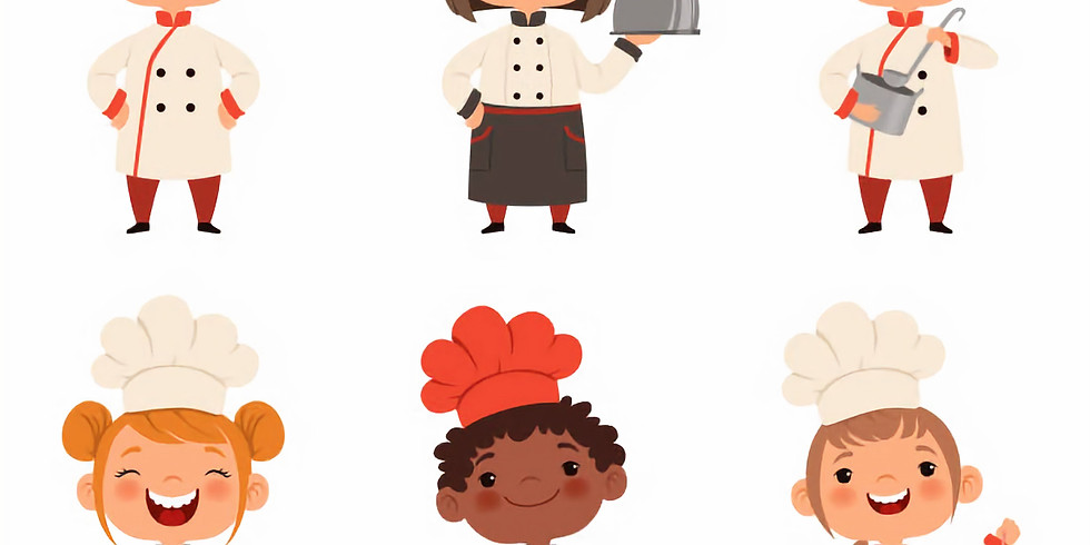 Atelier parents/enfants les cuisiniers et pâtissiers en herbe
