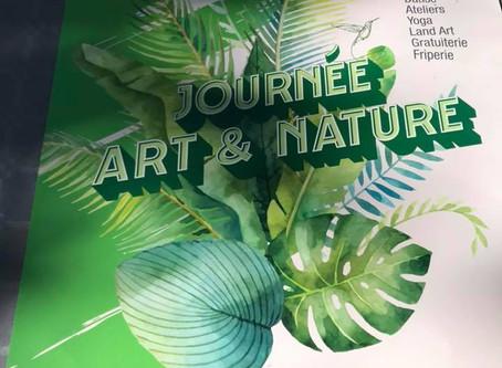 Journée Art & Nature