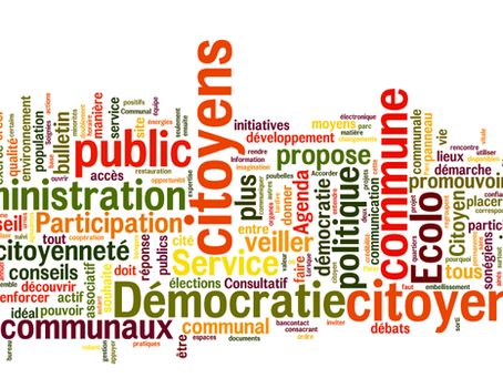 Démocratie et place du citoyen dans la cité
