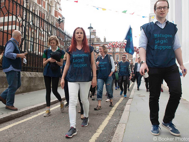 RLS is taking part in the 2020 London Legal Walk