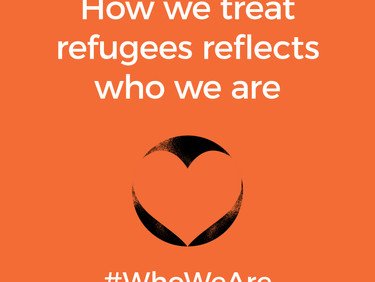 RLS joins Together with Refugees Coalition #WhoWeAre
