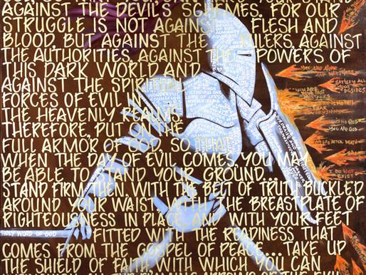 Armor of God Prayer