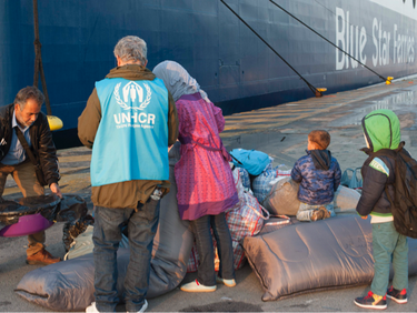 Public statement: NGOs urge UN High Commissioner for Refugees to act on refugee rights during Greece