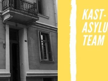 RLS provides training to Khora Asylum Support Team (KAST)