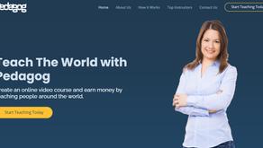 Instructor Revenue Share on PEDAGOG