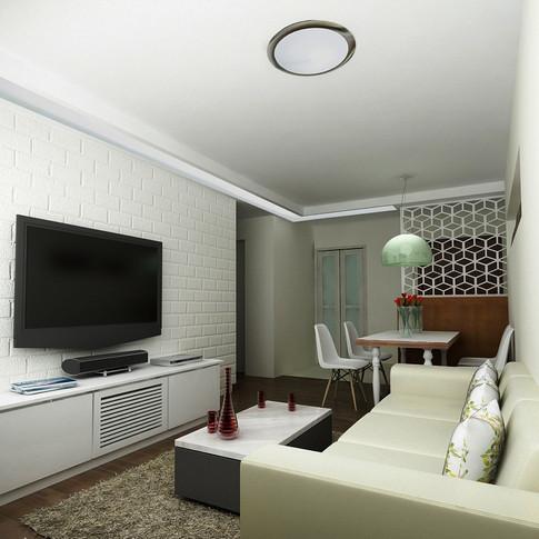 Apartment @ Bendemeer Road
