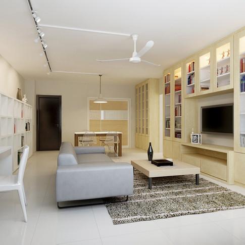 Apartment @ Punggol Walk