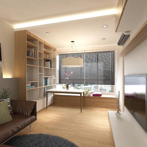 Apartment @ Ghim Moh Link