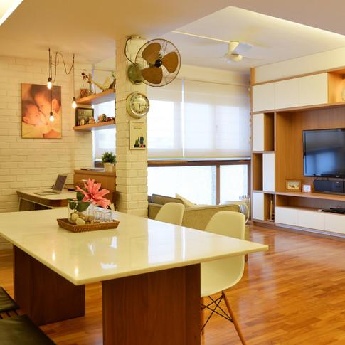 Apartment @ Compassvale Road