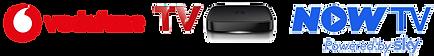 Vodafone TV Box Now TV SKY
