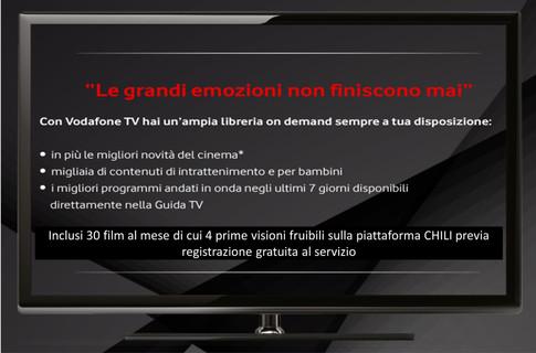 Libreria On Demand Vodafone TV