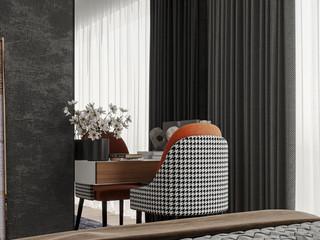 Дизайн квартиры в стиле минимализм 78м.кв.