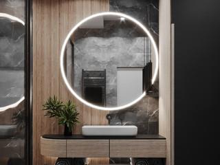 Квартира в стиле минимализм 65 м.кв.