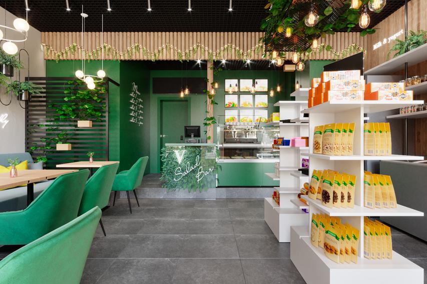 Verde Salad Bar