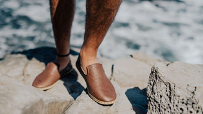 [Giveaway] Shoes Designed to Support Your Feet...and Absorb the Earth: Raum Goods