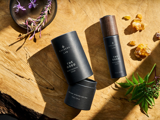 [Giveaway] Keep Your Skin Looking great with Caldera + Lab's 'The Good'