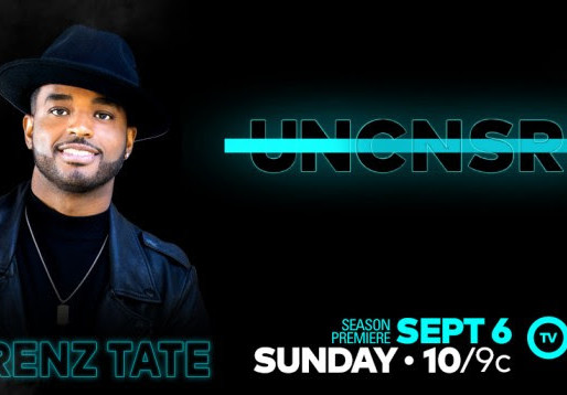 "Larenz Tate Talks Raising Black Sons and ""Love Jones"" on The Season 3 Premiere OF ""UNCENSORED"""
