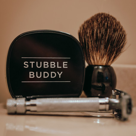 [Giveaway] Keep Your Shave Clean With Stubble Buddy