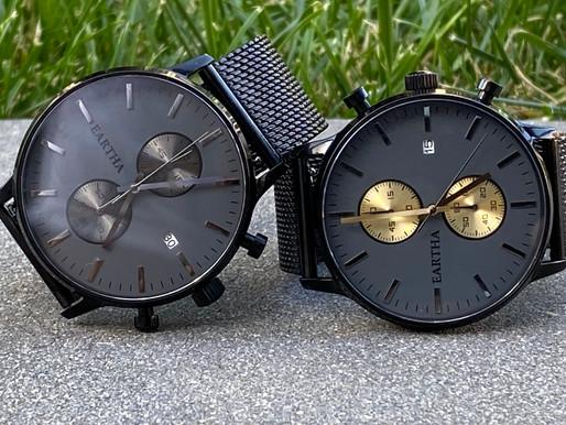 [Giveaway] The Sleek yet Simple Eartha Watches