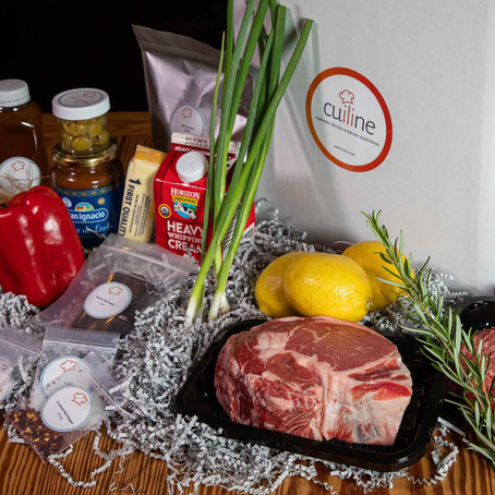 [Giveaway] Enjoy an At-home Cooking Class with Cuiline