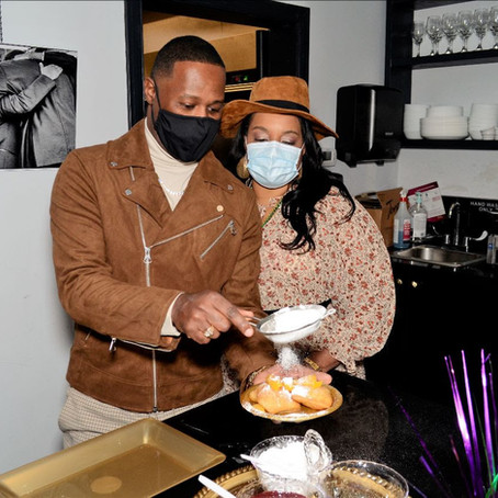 Gospel Artist Micah Stampley Launches Family Owned Beignet Brand