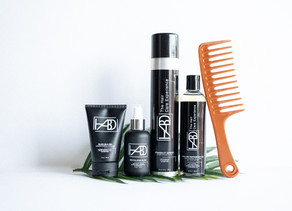 [Giveaway] Life Is Not Perfect, but Your Hair Can Be With HABD Hair Care