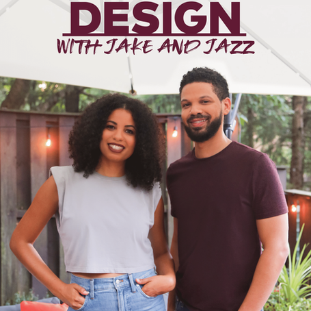 """The Smollett's Return for Season 2 of """"Living By Design with Jake and Jazz"""""""