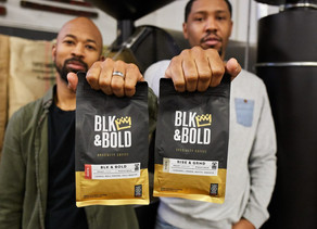The Best Part of Waking Up is Black Owned Coffee Brands in Your Cup