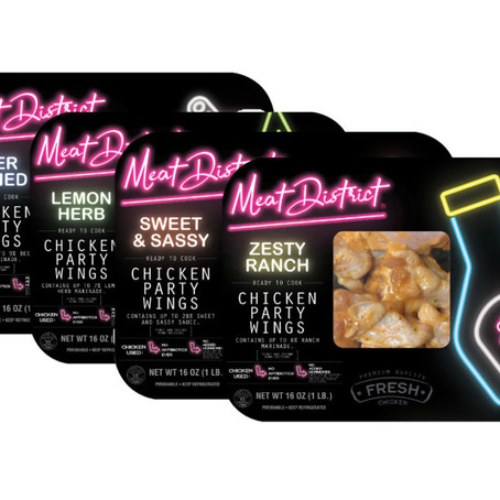 [Giveaway] Celebrate National Wing Day With Meat District's 4 Ready-To-Cook Wing Varieties