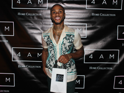 Marcus LaBon Also Known As The Cleaning Guru Launches a New Candle Line Called 4 AM Home Collection