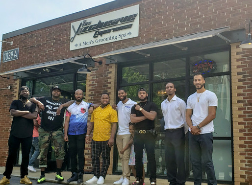 Black Men Gather At The Yizclusive Experience for Prayer and Purpose