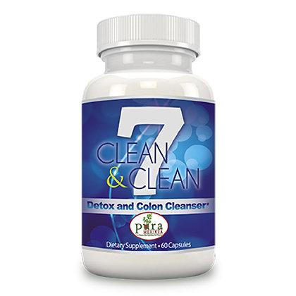 7 Clean & Clean
