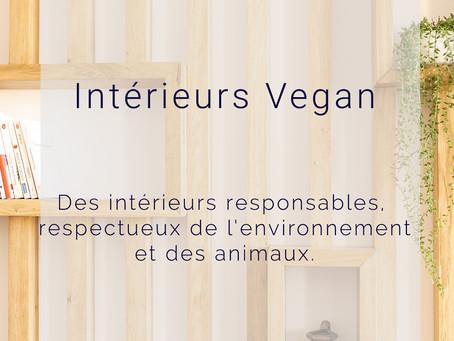 Intérieur Vegan