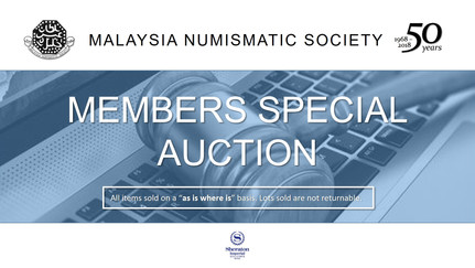 MNS Members Special Auction
