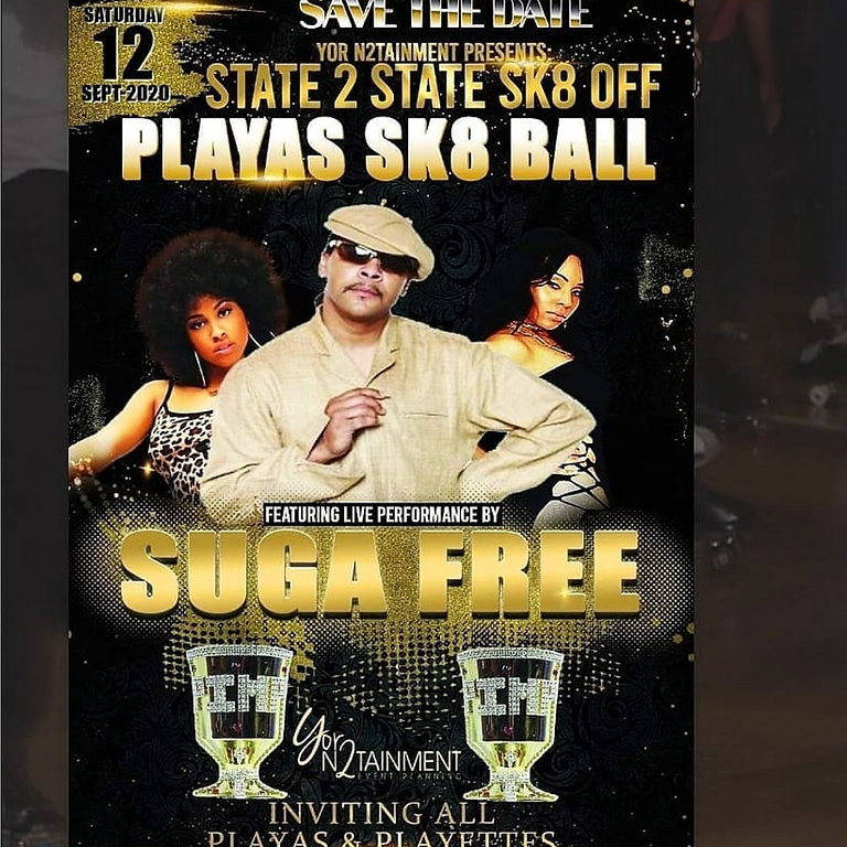 State 2 State Playas Sk8 Ball