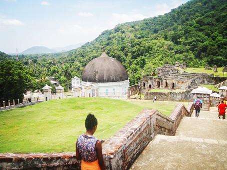 "Trip Down Memory Lane: Haiti and The ""Big-Chop"" Hair Story"