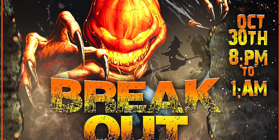 Halloween Break Out Part 2