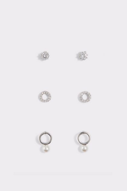 DIAMOND STUD SET