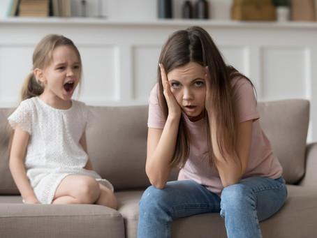 Enfant précoce: pourquoi fait-il des colères incontrôlables ?