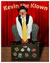 Magician Clown for hire MD, VA area