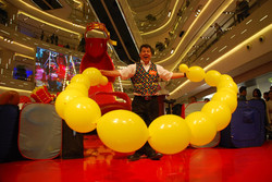 PB balloons