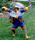 Entertainer for Hire, Clown for Hire, Birthday party clown