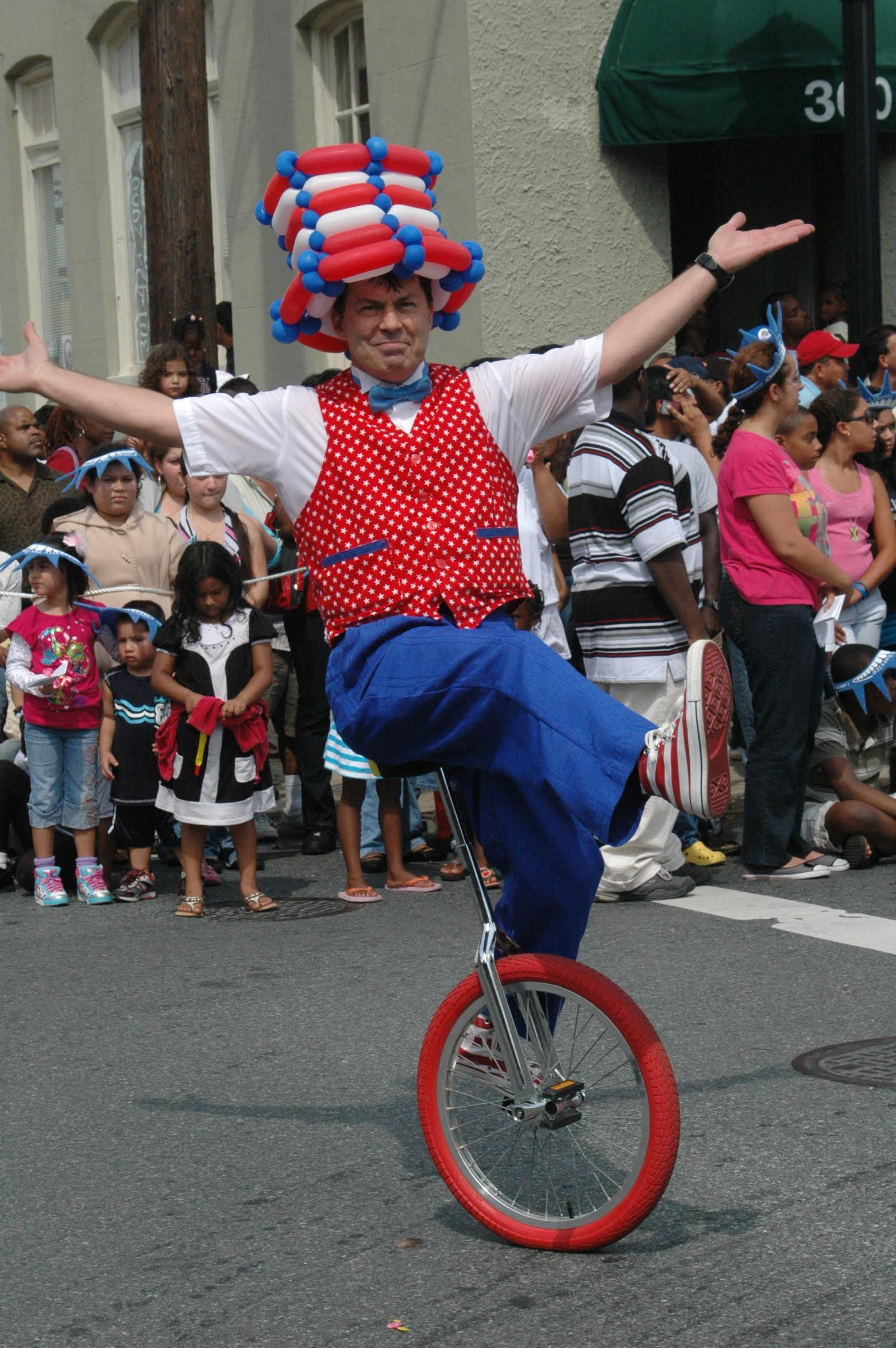 PB unicycle