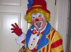 Spanish Speaking Clown for Hire, Birthday party clown