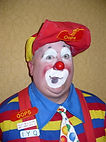 Funny clown for hire, entertainment in VA, MD