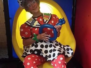 Slate interview of Bingo's clown life