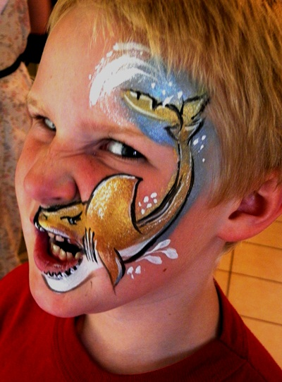 Lyn shark face painting.jpg