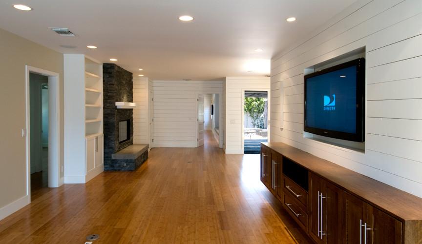Custom Living Room Project