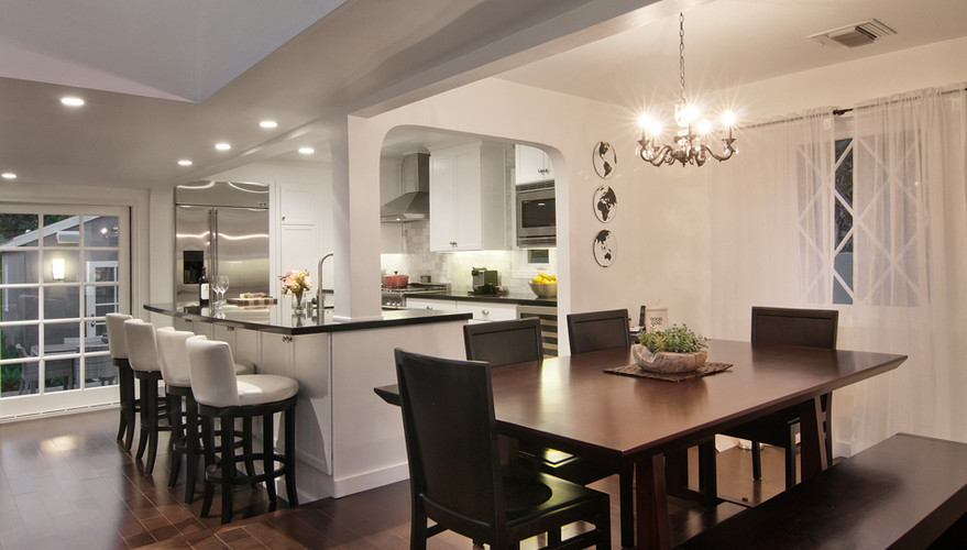 Pacific Palisades Kitchen Project