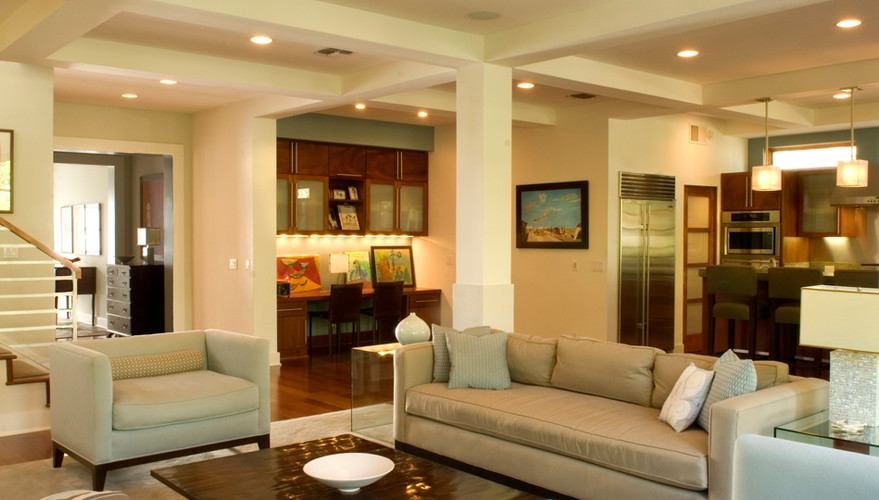 Pacific Palisades Living Room Project